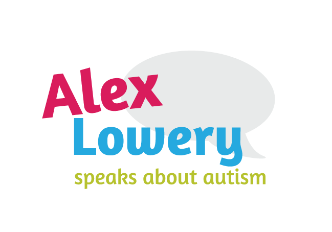 Alex Lowery speaks about autism