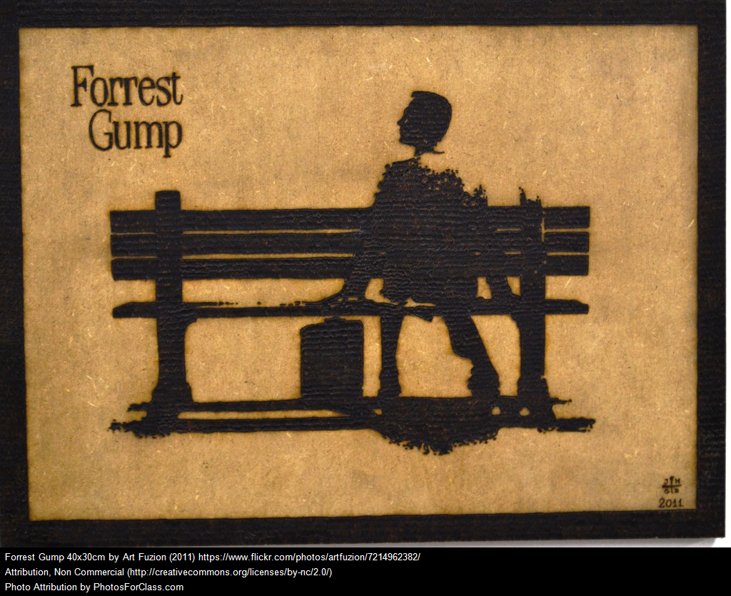 symbolism in forrest gump Forrest gump is a 1994 american drama film based on the 1986 novel of the same name by winston groomthe film was directed by robert zemeckis and stars tom hanks, robin wright, gary sinise, mykelti williamson, and sally fieldthe story depicts several decades in the life of its titular character (hanks), a slow-witted but kind-hearted, good.
